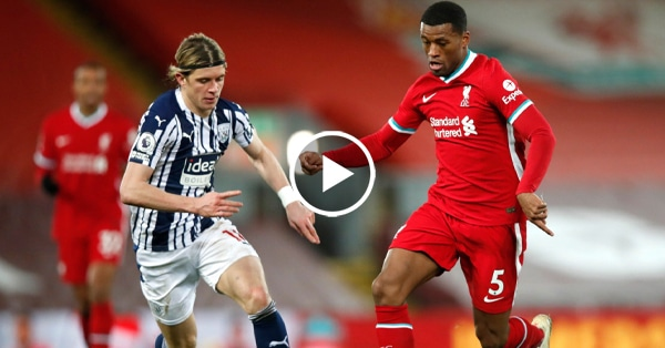 Liverpool vs West Bromwich