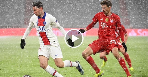 Bayern Munich vs Paris Saint Germain
