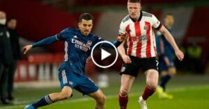Sheffield United vs Arsenal